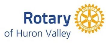 Huron Valley Rotary Logo